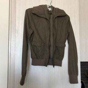 Full tilt double bomber jacket